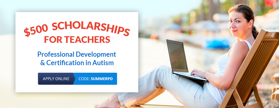 $500 Scholarships for Teachers