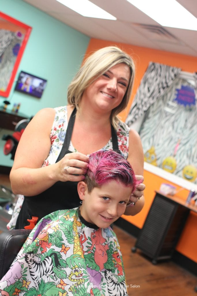 Wild Styles Childrens Hair Salon Is Now A Certified Autism Center