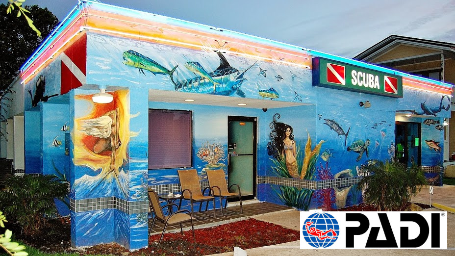 PADI atlantic beach certified autism center