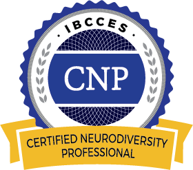 Certified Neurodiversity Badge