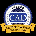 CAD badge