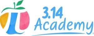 3.14 Academy logo