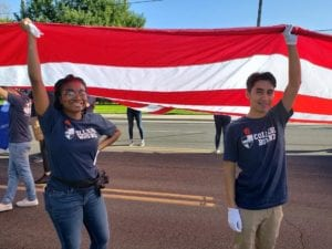 College Bound AZ Parade