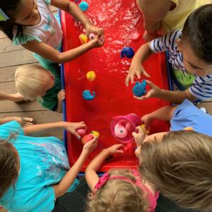 NC Maritime SP Kids activity pool