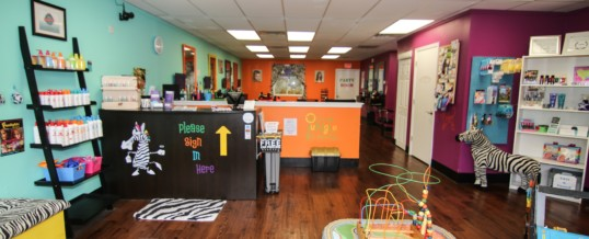 Wild Styles Children's Hair Salon Is Now A Certified Autism Center