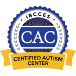 certified autism center badge