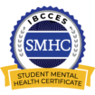 SMHC - Student Mental Health Certificate badge from IBCCES