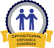 smhs-competency-oppositional defiance disorder ODD student mental health certifications by IBCCES