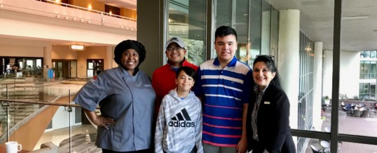 Sawgrass Marriott: A Worry-Free Trip with a Child with Autism