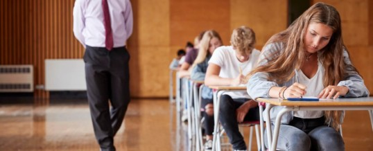 Student Anxiety is an Epidemic in the Classroom: What Teachers Can Do