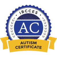 Autism Certificate from IBCCES