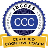 Advanced Certified Cognitive Coach from IBCCES CCC - badge
