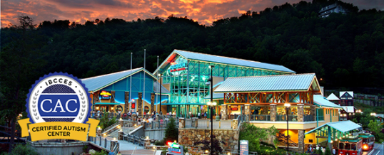 Ripley's Aquarium of The Smokies Is Now A Certified Autism Center