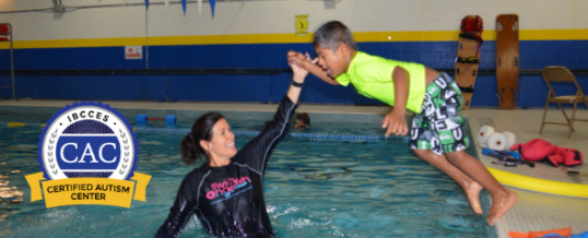 Swim Angelfish is now a Certified Autism Center™