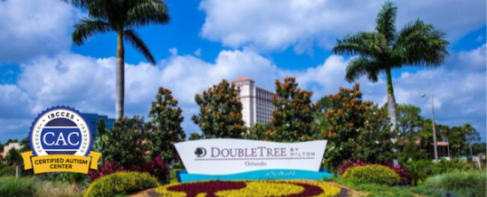 DoubleTree by Hilton Orlando at SeaWorld Earns Certified Autism Center™ Designation