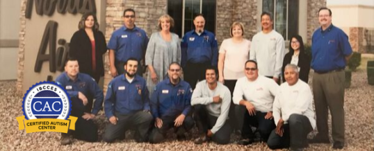 Norris Air First HVAC Company to Become a Certified Autism Center™