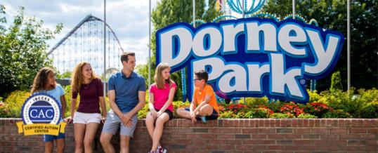 Dorney Park & Wildwater Kingdom Achieve Certified Autism Center™ Designation