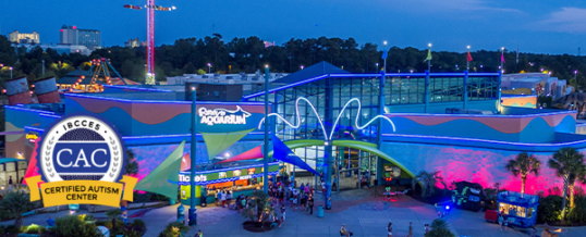 Ripley's Aquarium of Myrtle Beach Receives Certified Autism Center™ Designation