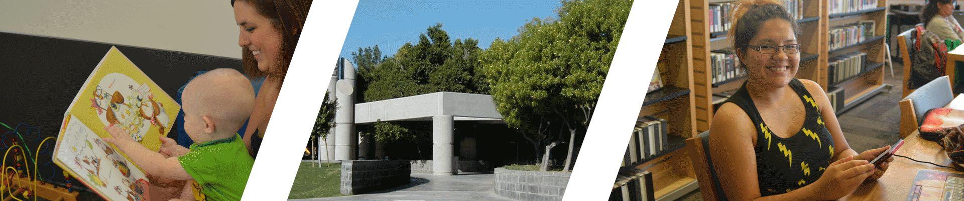 Mesa Library Banner