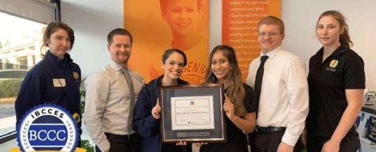 Brain Balance of Visalia Earns Board Certified Cognitive Center Designation