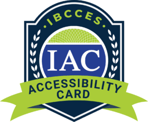 IAC badge