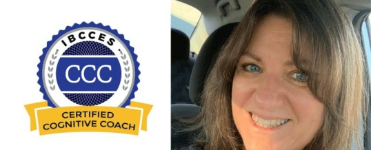 Featured Certified Cognitive Coach: Rosanne Mazzarelli