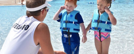New Global Partnership Helps Lifeguards Increase Water Safety for Individuals with Autism