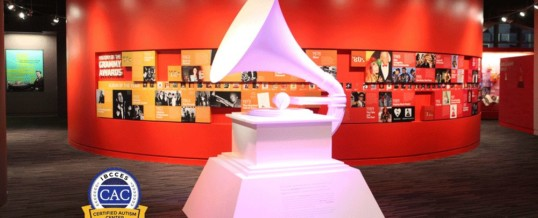 The GRAMMY Museum® is now a Certified Autism Center™