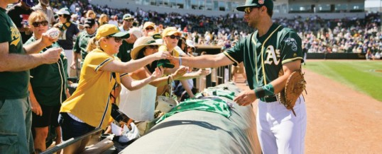 The Oakland Athletics Become the First MLB Organization to Earn Certified Autism Center™ Designation