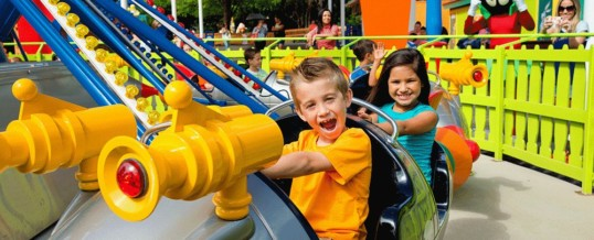 Six Flags to Become First Family of Parks to Earn Certified Autism Center™ Designation