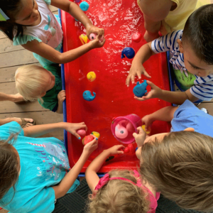 NC Maritime SP Kids activity pool