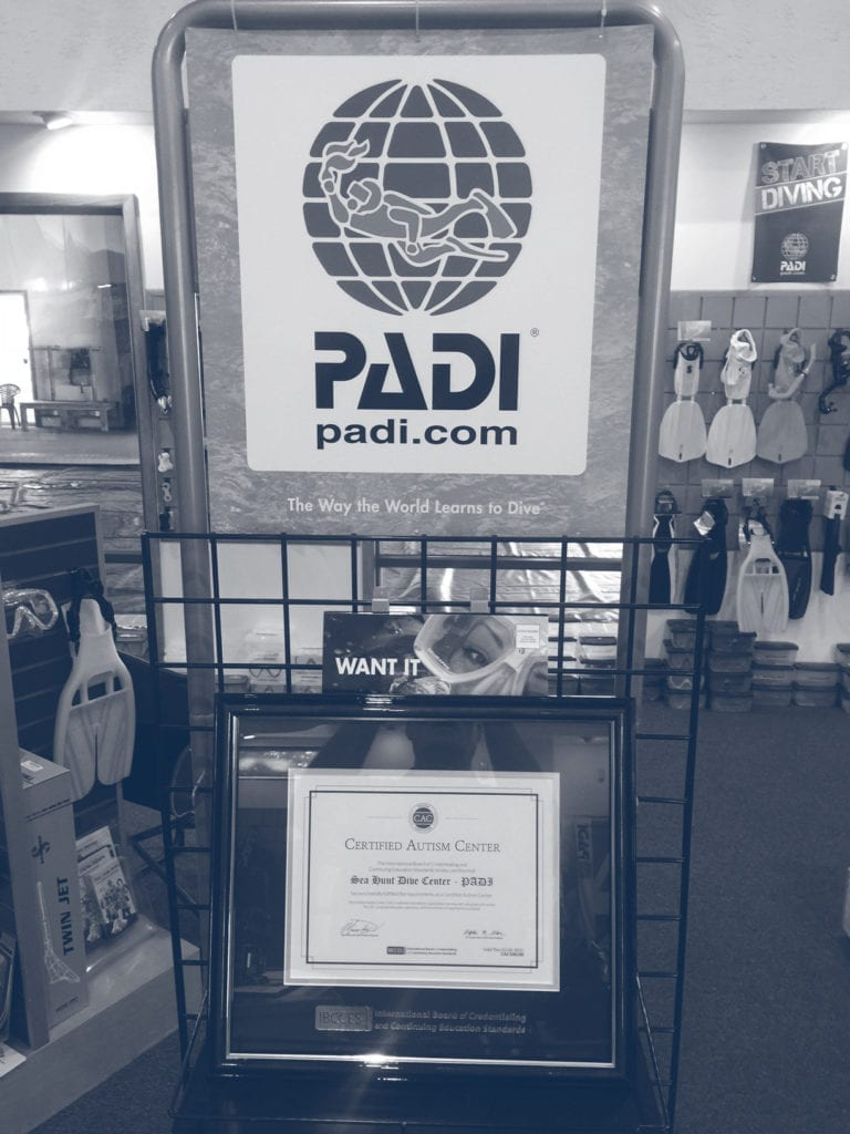Padi Shop CAC