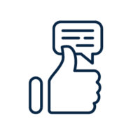 customer confidence icon