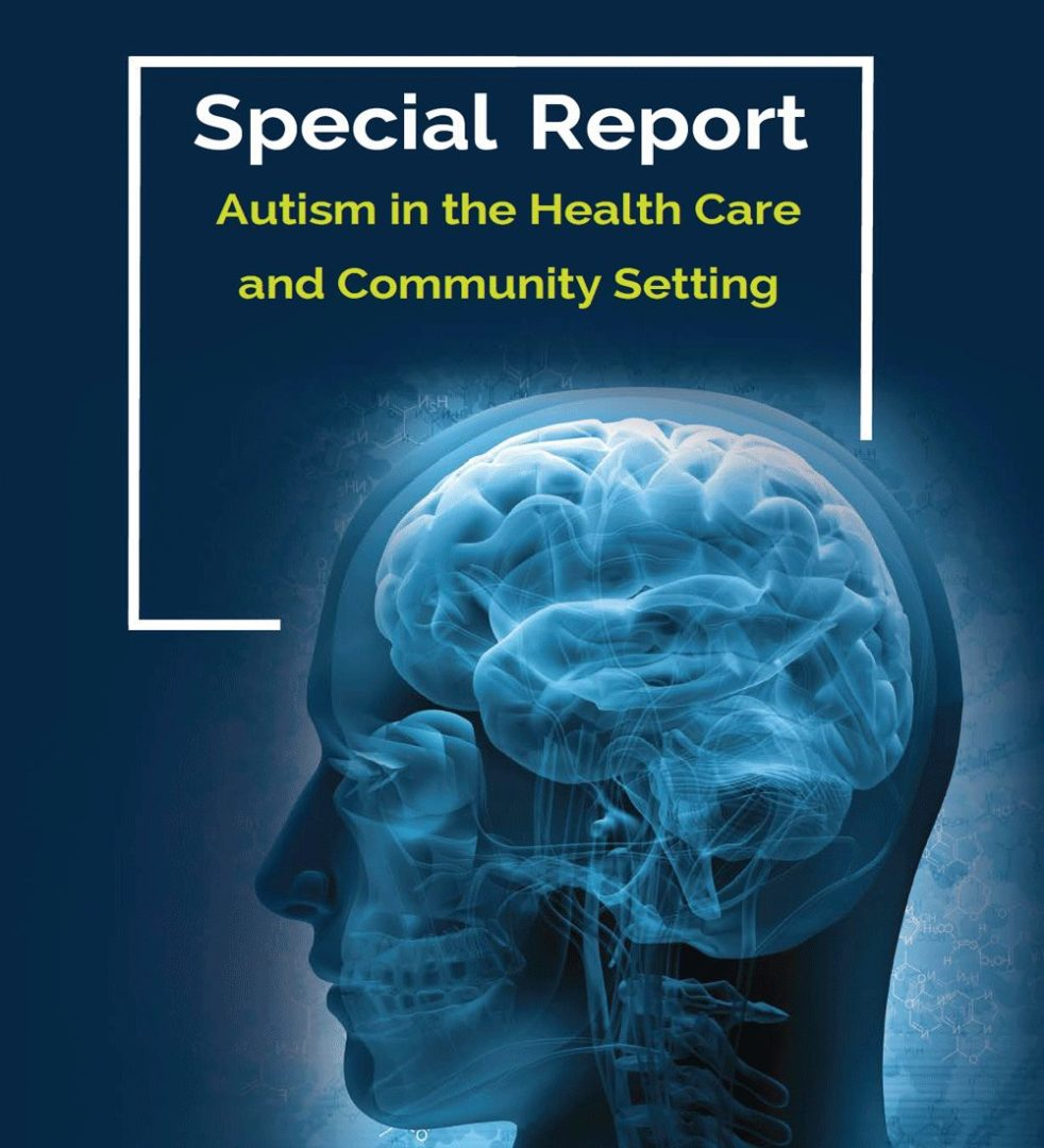 Special Report - Autism in Healthcare setting cover
