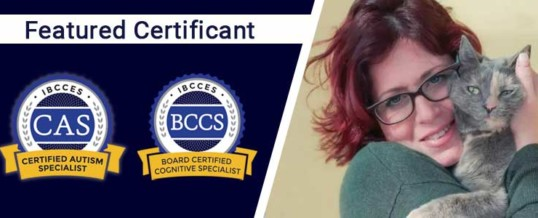 Featured Board Certified Cognitive Specialist: Becca Lory Hector