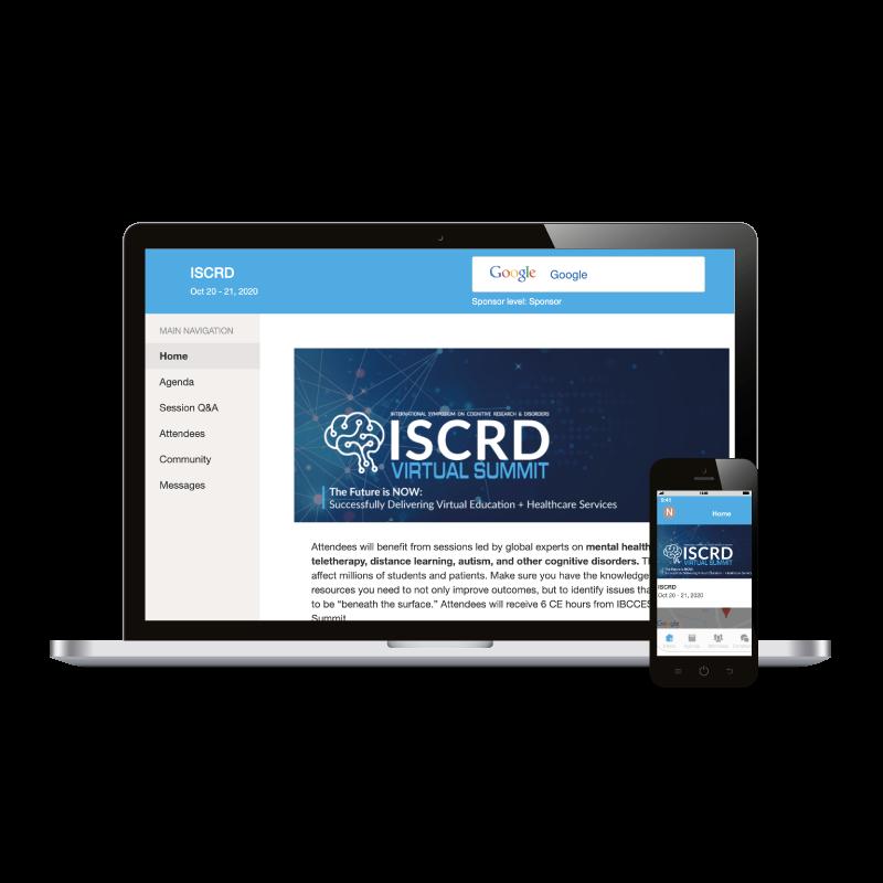 ISCRD Platform