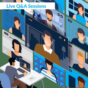 ISCRD- live q&a
