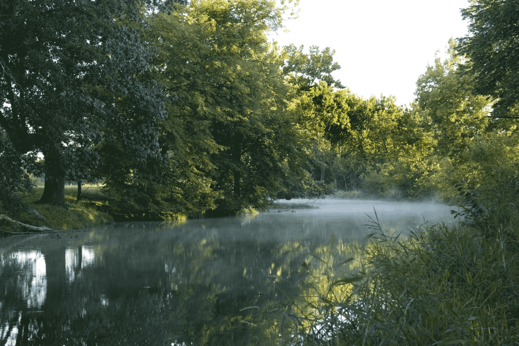 Four Rivers Environmental Education Center canal