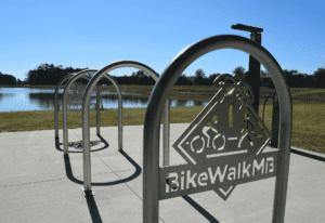 Myrtle Beach bike walk
