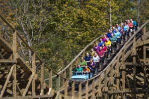 Kings Island coaster