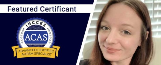 Featured Advanced Certified Autism Specialist: Lindsay Campbell