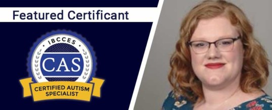Featured Certified Autism Specialist: Catherine Hallam