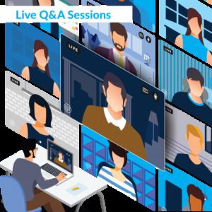 ISCRD Live Q&A