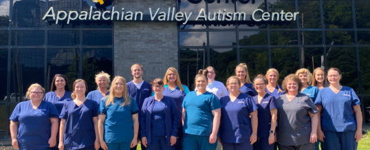 Appalachian Valley Autism Center Has Earned the Certified Autism Center ™ Designation