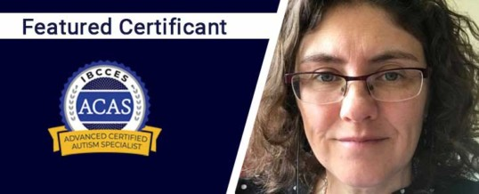Featured Certificant: Veronique Chiasson