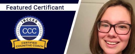Featured Certificant: Elena Garcia