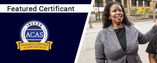Featured Certificant: Melissa James