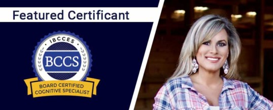 Featured Certificant: Heather Wells