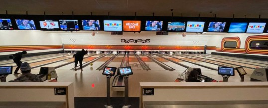 Bowlero Lanes & Lounge Scores Big and Offers Fun For Everyone
