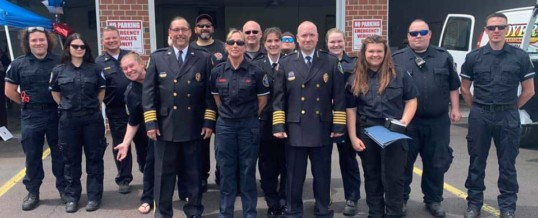 Boyertown Community Ambulance Service Becomes the First EMS Agency In Pennsylvania to Earn Certified Autism Center™ Designation